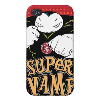 Super Vamp iPhone4 iPhone 4/4S Cover