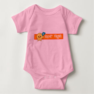 Super Vegan Soy Wonder Baby Baby Bodysuit