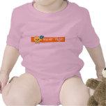 Super Vegan Soy Wonder Baby Baby Bodysuits