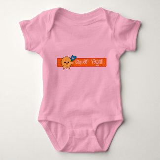 Super Vegan Soy Wonder Baby Shirt