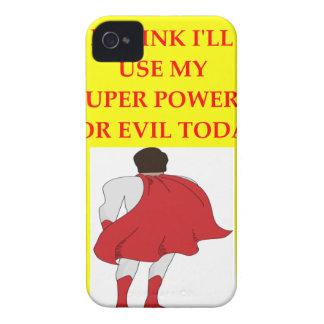 super villain iPhone 4 case