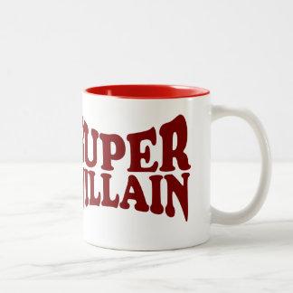 Super Villain Mug