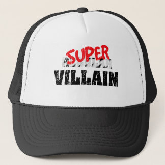 Super Villain... Trucker Hat