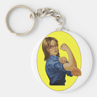 Super Woman Keychain