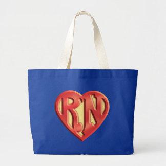 Superb RN IV Tote Bags