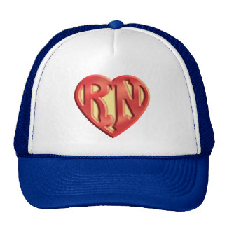 Superb RN IV Mesh Hats