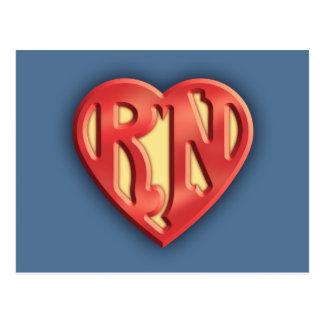 Superb RN IV Postcard