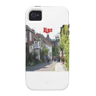 Superb! Rye England iPhone 4/4S Cover