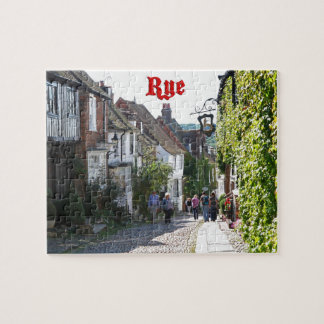 Superb! Rye England Jigsaw Puzzle