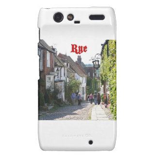 Superb! Rye England Motorola Droid RAZR Case