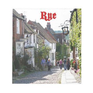 Superb! Rye England Note Pad