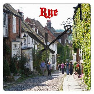 Superb Rye England Wallclocks