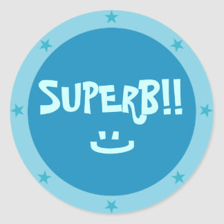 Superb - Teacher Sticker Series