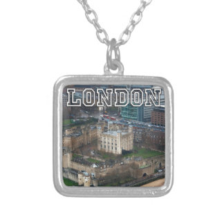 Superb Tower of London United Kingdom Personalized Necklace