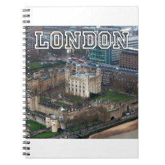 Superb! Tower of London United Kingdom Note Books