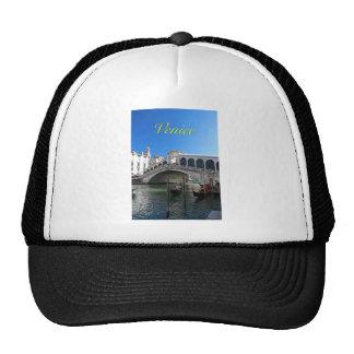 Superb! Ultimate Venice, Rialto, Grand Canal Mesh Hats