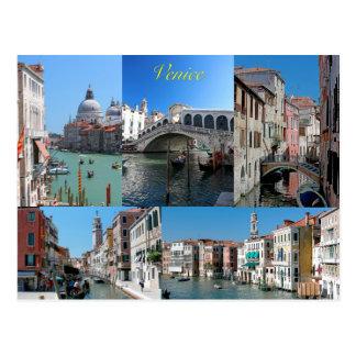 Superb! Ultimate Venice, Rialto, Grand Canal Postcard