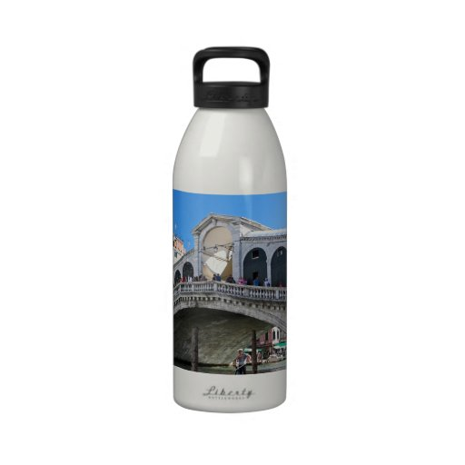 Superb! Ultimate Venice, Rialto, Grand Canal Drinking Bottles
