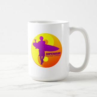 Superbank -Gold Coast, Australia Coffee Mug