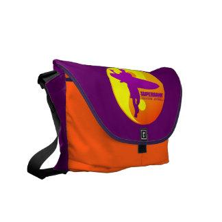 Superbank -Gold Coast, Australia Messenger Bag