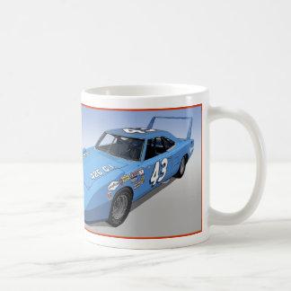 Superbird 43 classic white coffee mug