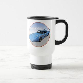 Superbird 43 15 oz stainless steel travel mug