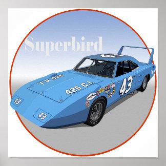 Superbird 43 poster