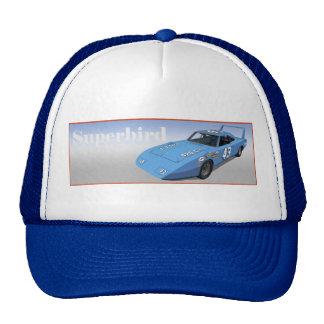 Superbird 43 trucker hat