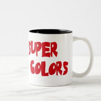 Superbird Colors Coffee Mugs