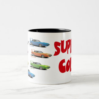 Superbird Colors Two-Tone Coffee Mug