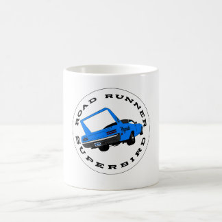 Superbird in The Round Classic White Coffee Mug