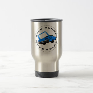 Superbird in The Round Travel Mug