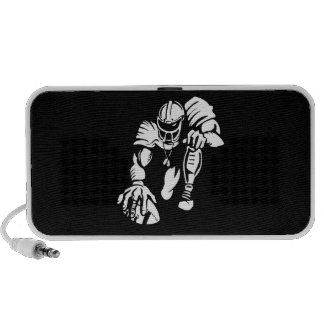 SUPERBOWfootball player062  player players sports Mp3 Speakers