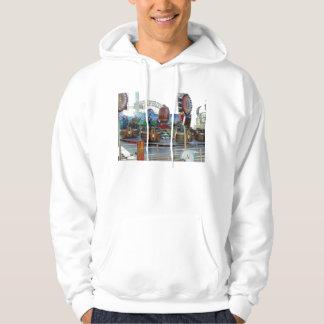 Superbowl Fairground Ride Hoodie