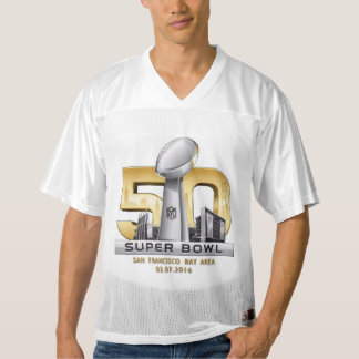 Superbowl Men's Football Jersey