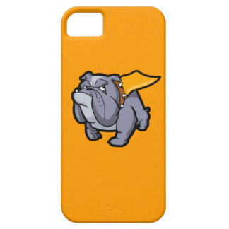 SUPERBULLIE (by Bulldog Haven NW) iPhone 5 Case