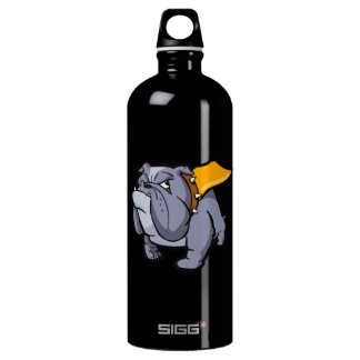 SUPERBULLIE (by Bulldog Haven NW) Water Bottle