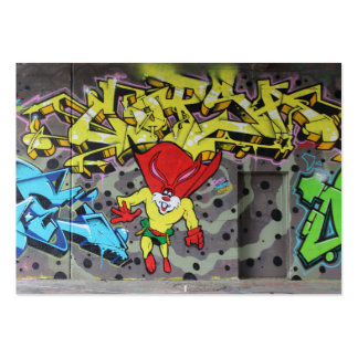 Superbunny Graffiti Large Business Cards (Pack Of 100)