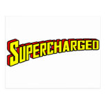 Supercharged Postcard