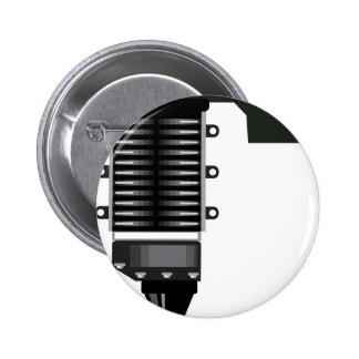 Supercharger Unit Pinback Button