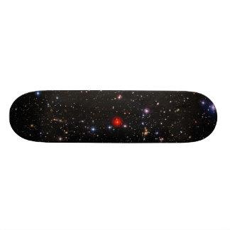 Supercluster profundo Abell de la galaxia de la Patin
