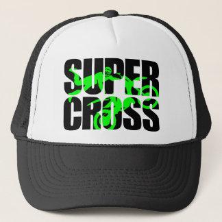 SuperCross Shadow Trucker Hat