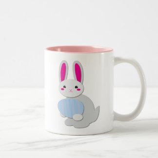supercute easter bunny coffee mugs