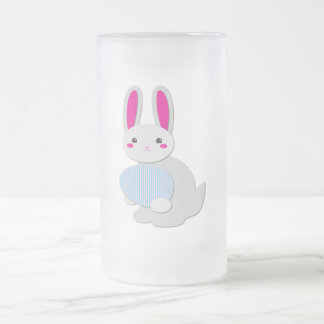 supercute easter bunny coffee mug