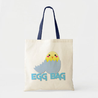 supercute Easter chick EGG BAG