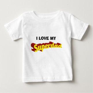 Superdad Baby T-Shirt
