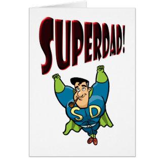 SUPERDAD! CARD