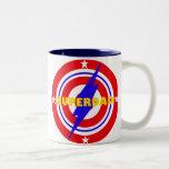 SuperDad Coffee Mugs