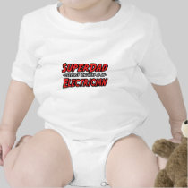 SuperDad...Electrician T Shirts