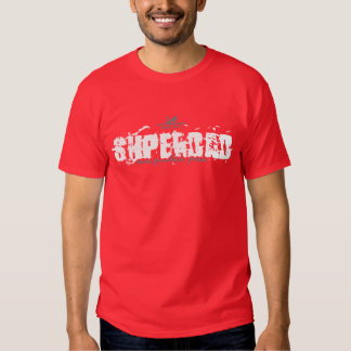 Superdad NUMBER one 2011 father day t-shirt